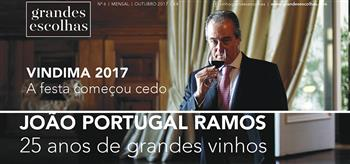 João Portugal Ramos é a estrela...