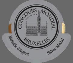Concours Mondial de Bruxelles 2018