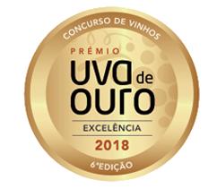 Concurso de Vinhos - Uva de Ouro, Excelência 2018